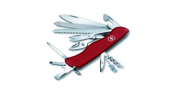 Victorinox Taschenwerkzeug rot 21 Funktionen feststellbar